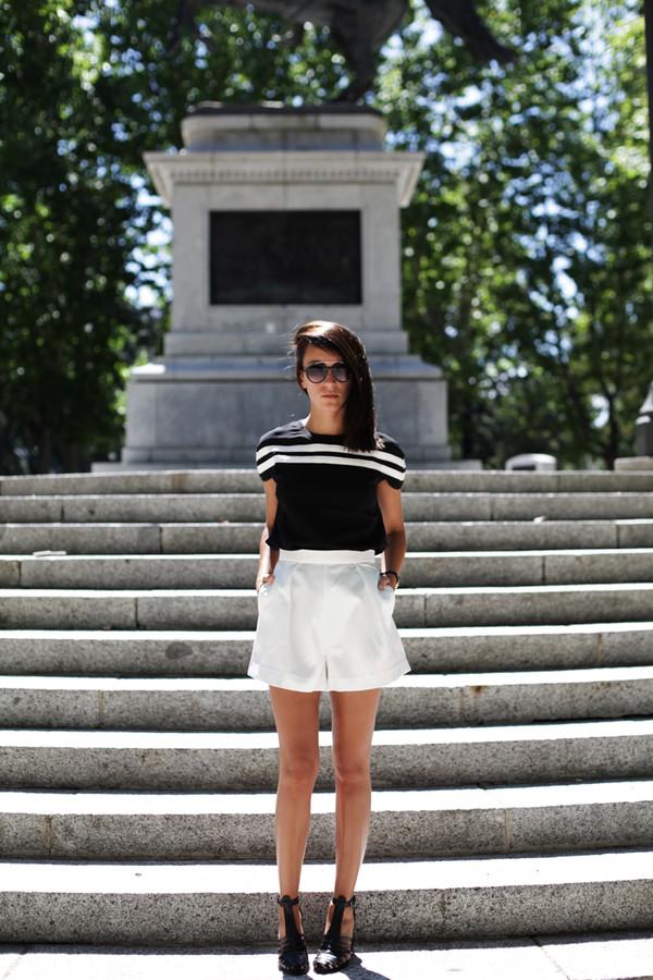 lucitisima shorts shirt