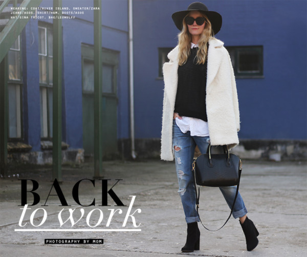 passions for fashion coat sweater shirt jeans shoes sunglasses hat