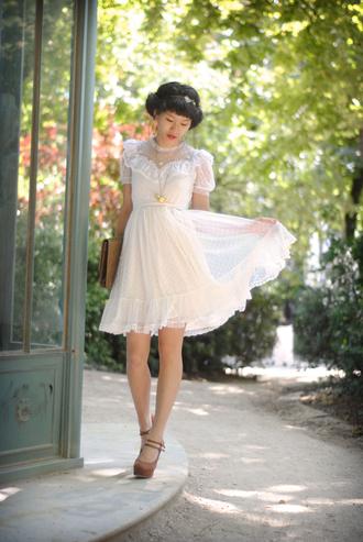 dress leeloo white dress