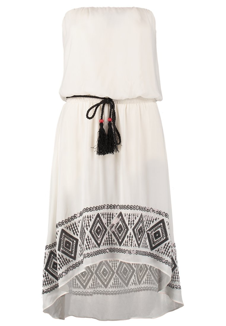 Morgan RAGEMA - Summer dress - white - Zalando.co.uk