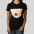 Upper Playground 		 |  		 			Hairdo Women's Tee in Black