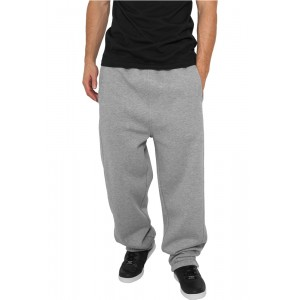 Urban Classic Grey Sweatpants | Urban Classic Sweatpants | Urban Classics | Next Level Clothing