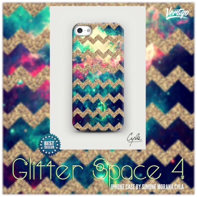 GLITTER SPACE 4 by Simone Morana ... | Vertigo Official Store | Depop