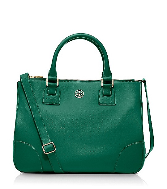 Robinson Double Zip Tote    Womens Sale   ToryBurch.com