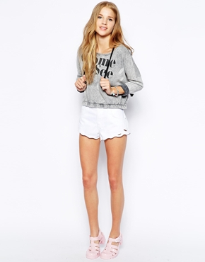 Denim shorts | Women's casual denim shorts |ASOS