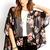 Cherry Blossom Woven Kimono | FOREVER21 - 2000072202