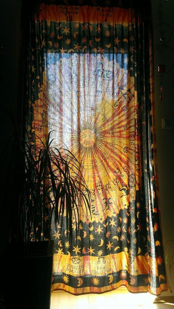 home accessory curtain tapestry tapestry zodiac hippie bohemian boho