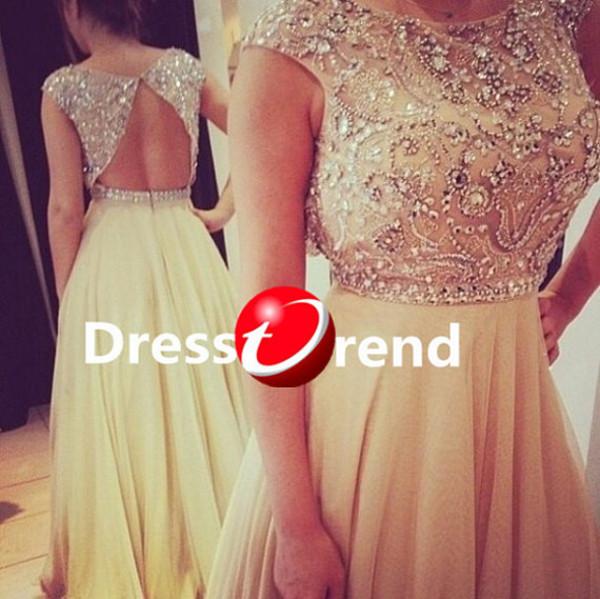 dress beaded prom dress long homecoming dress party dress open back dress silver