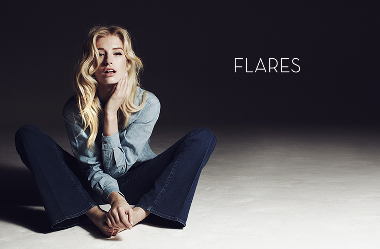 Flares - Flares for Women by MiH Jeans