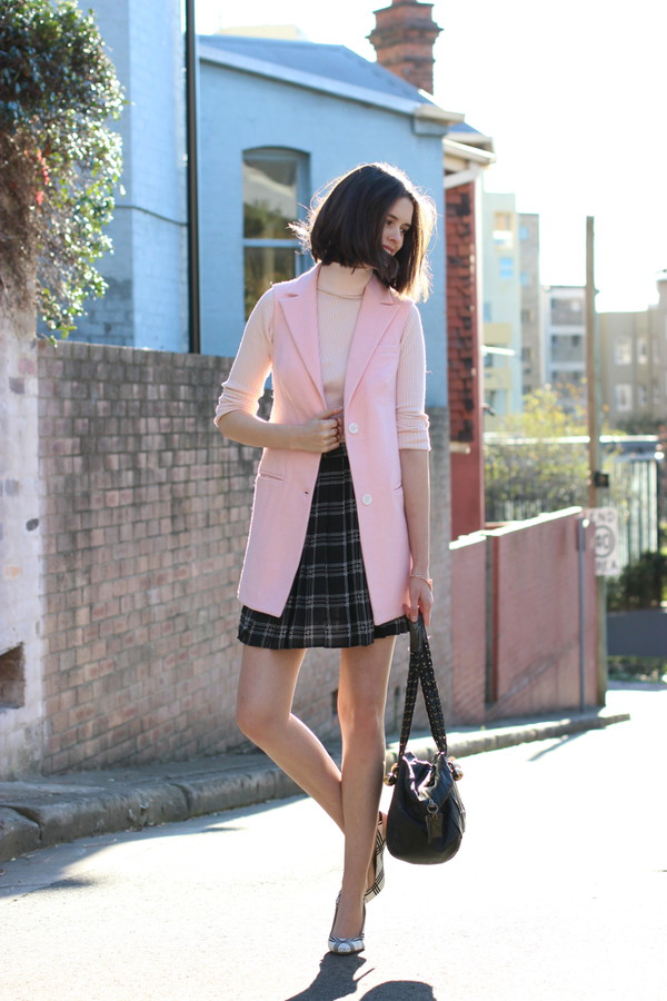 by chill jacket skirt bag shoes jewels