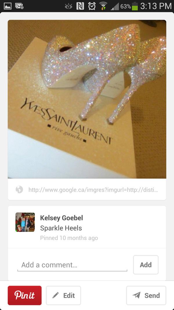 shoes bling swaroviski gorgeous heels