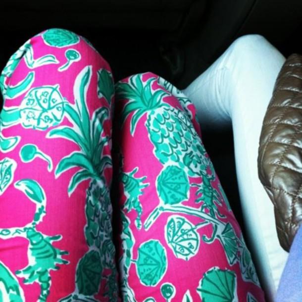 printed pants pants