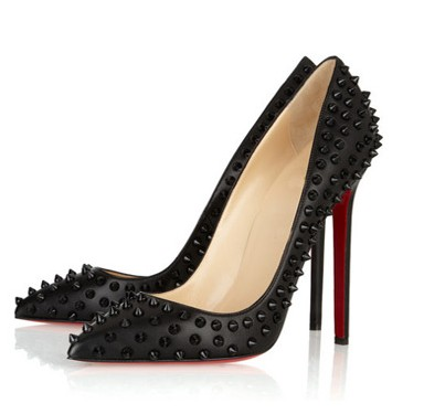 Women Pumps. Red Bottom Studded Spike High Heels 2013 Stiletto With Spikes Rivets Heels Sapatos Shoes for Women Free Shipping-inPumps from Shoes on Aliexpress.com