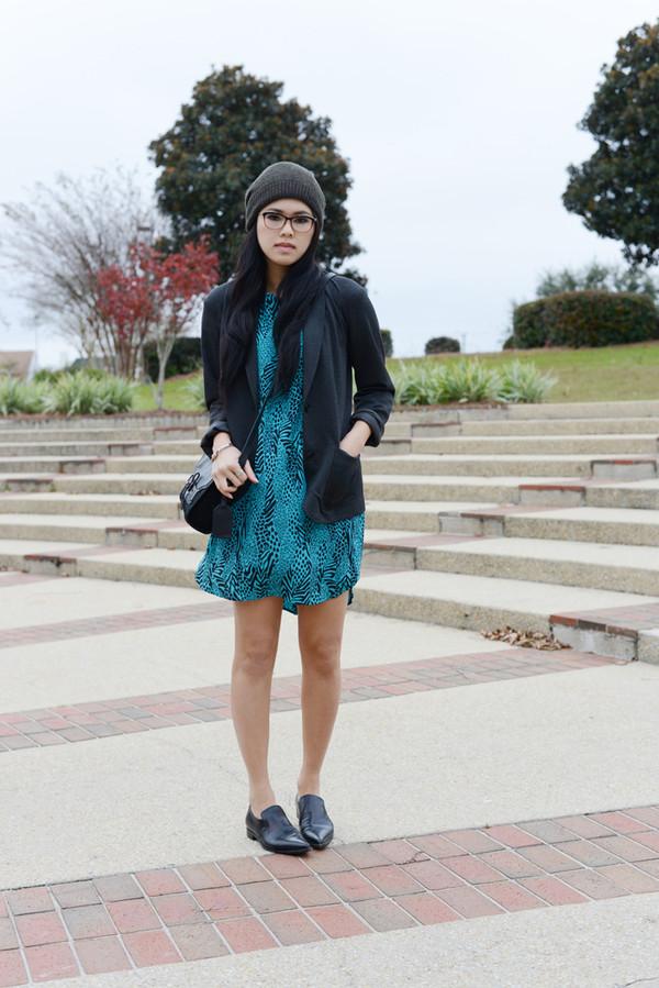 behind the seams dress jacket shoes bag
