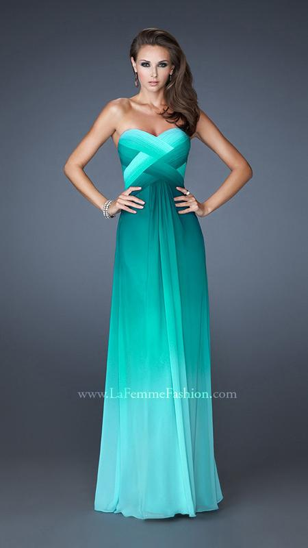 La Femme 18525   La Femme Fashion 2014 -  La Femme Prom Dresses -  Dancing with the Stars