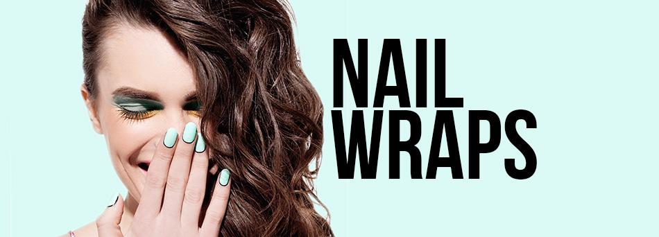 Nail Wraps | shopncla