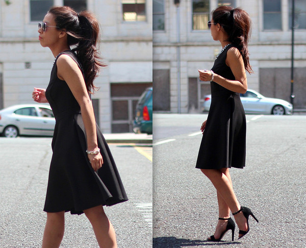 article 21 shoes sunglasses dress