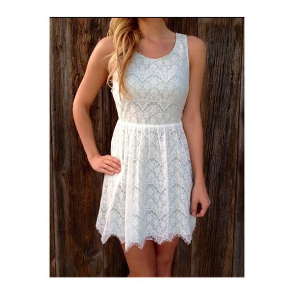 dress white lace white dress lace dress white lace dress flowers floral