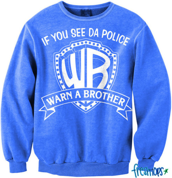 shirt warn a brother