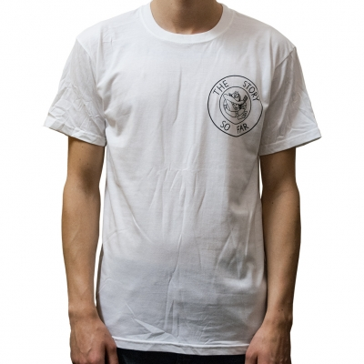 Bad Luck White | T-Shirt • The Official EU/UK Webstore for The Story So Far :: Powered By Kings Road Merch Europe