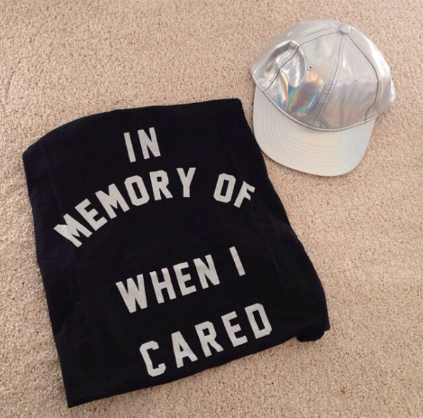 shirt hat quote on it sweater