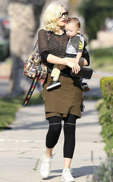 bag gwen stefani tom ford sunglasses
