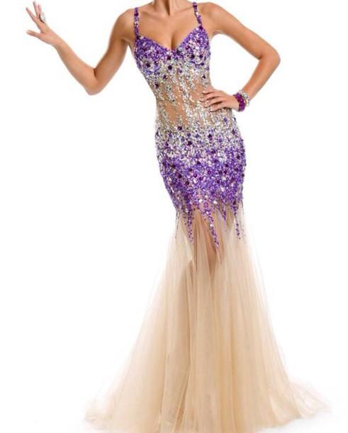 dress purple purple dress purple and gold dress purple and gold gold gold dress prom dress prom prom gown gown mermaid prom dress mermaid