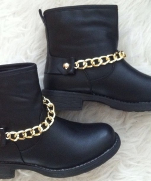 shoes boots black boots black beautiful