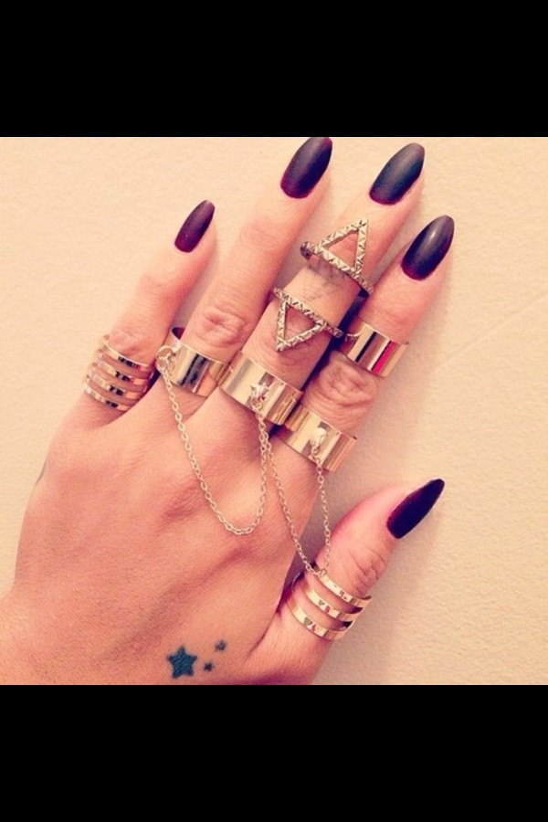 jewels gold ring gold ring gold midi rings gold mid finger rings