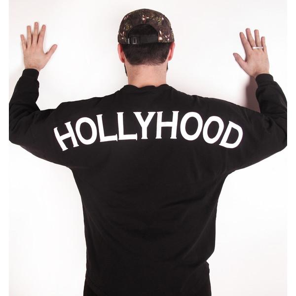 HOLLYHOOD Back Sweat - Polyvore