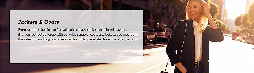 Coats | Women's Jackets & Coats | New Look