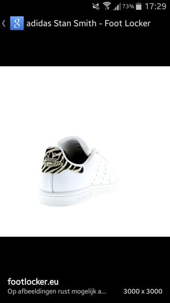 shoes adidas stan smith zebra