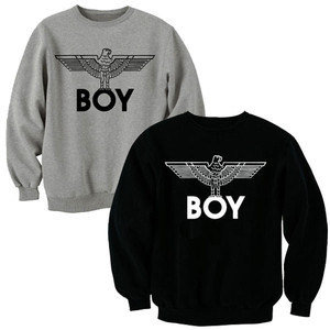 Boy london sweatshirt hoody jumper pullover unisex by MEGAFashion on Wanelo