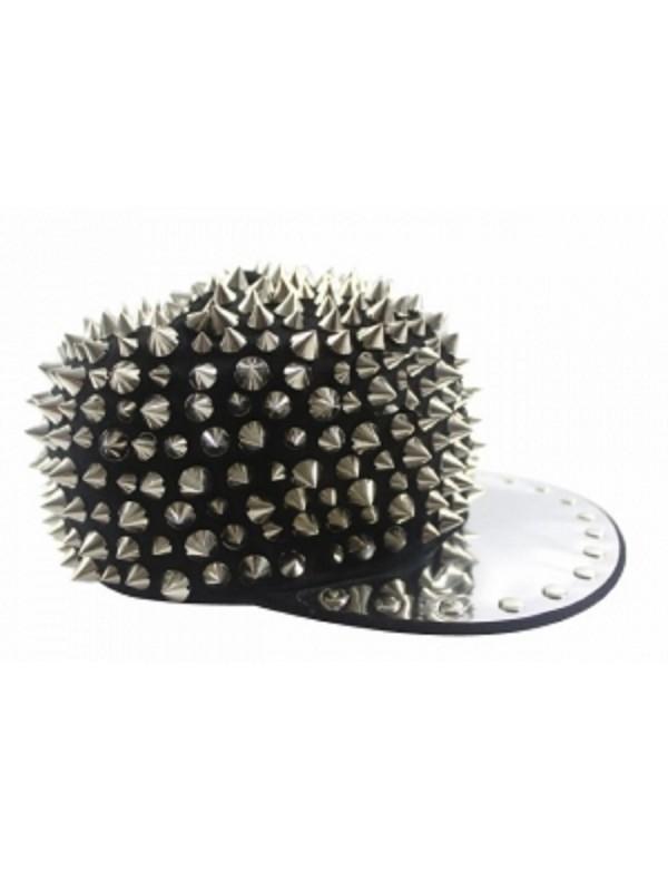 hat stud studs studded hat rihanna