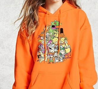 sweater 90s style rugrats hey arnold 90s cartoons nineties style