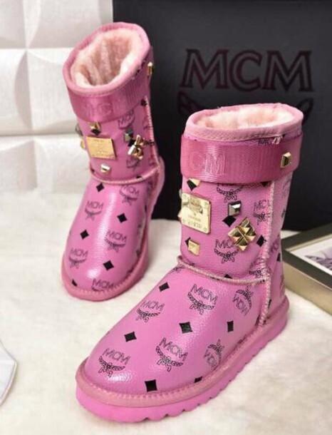 shoes mcm