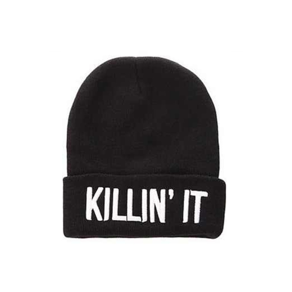 KILLIN IT BEANIE / back order – HolyPink