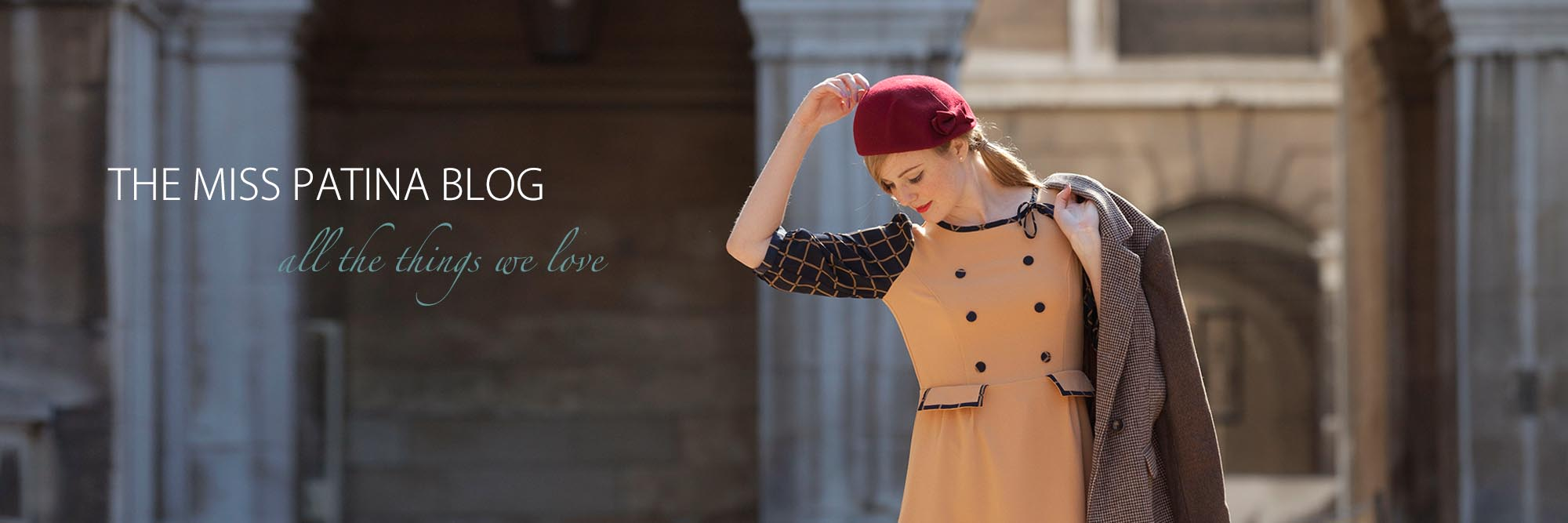 Miss Patina - Vintage Inspired Fashion