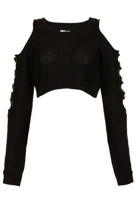 **Bateman Knit by The Ragged Priest - Knitwear  - Clothing  - Topshop