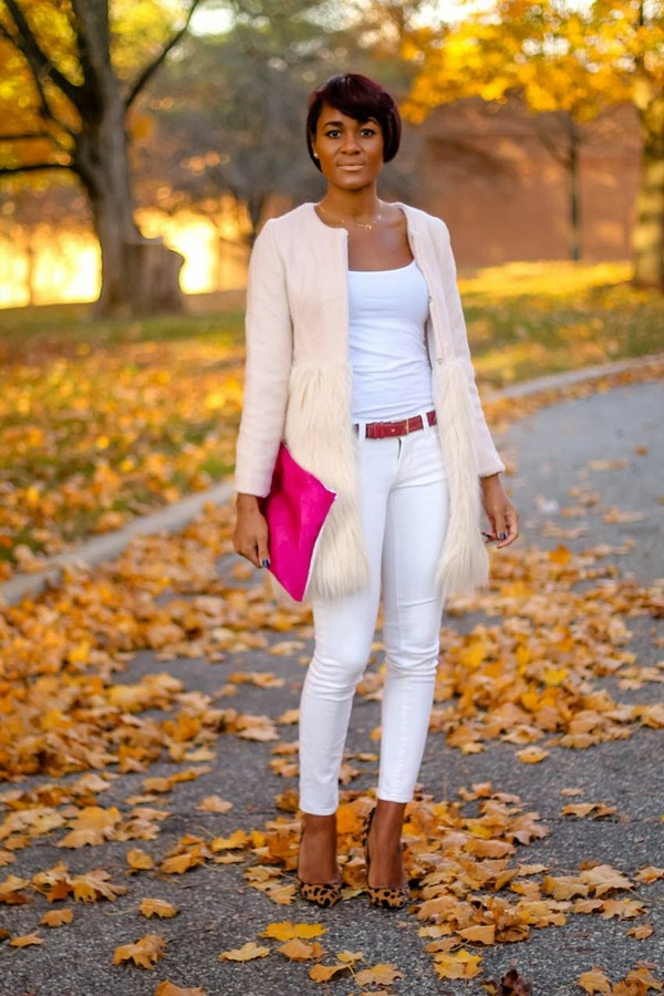 the daileigh coat pants bag shoes