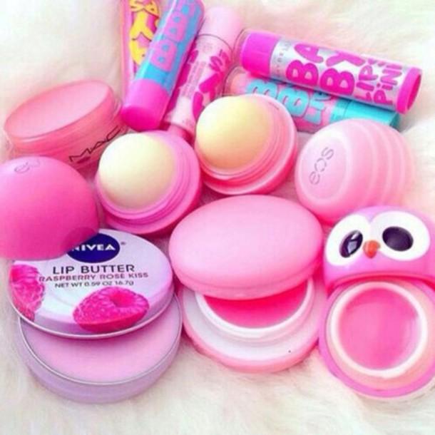 make-up pink makeup