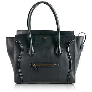 Celine Shoulder Shopper Luggage Tote | Celine Handbags from Bag Borrow or Steal™