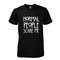 Normal people scare me t-shirt - mycovercase.com
