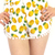 Yellow Shorts - Pineapple Cocktail Shorts | UsTrendy