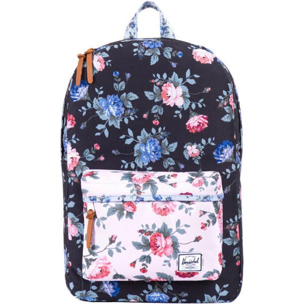 bag flowers herschel supply co. herschel backpack