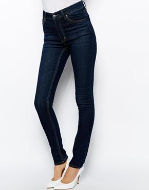 Cheap Monday | Cheap Monday - Jean skinny seconde peau à taille haute chez ASOS