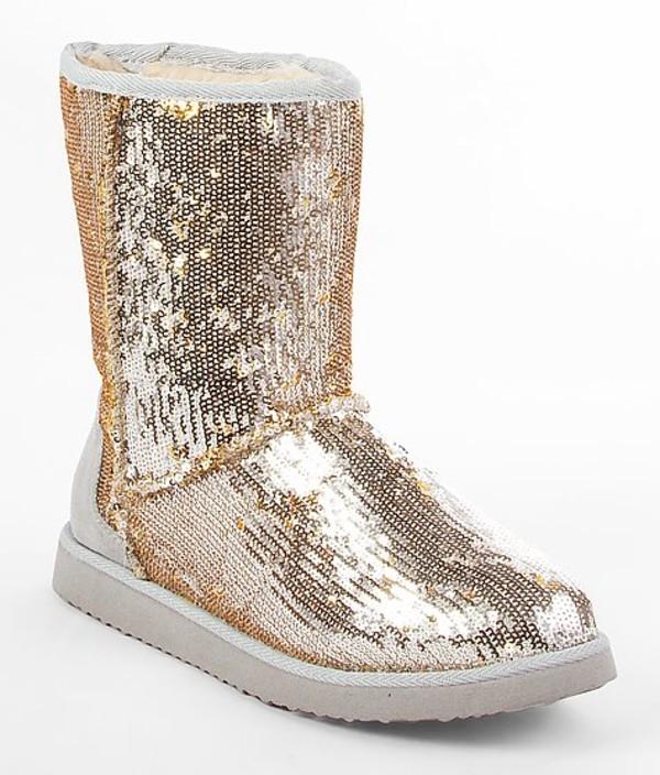 shoes sparkley boots
