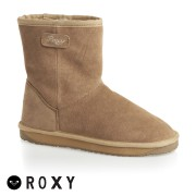 Roxy Pam Boots - Natural | Free UK Delivery on All Orders