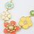 Colorful Flower Pearl Fashion Necklace : KissChic.com