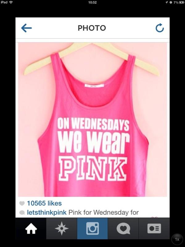 tank top mean girls pink crop tops graphic tee tumblr girl swag girly tumblr shirt tumblr tumblr clothes quote on it quote on it quote on it leggings shoes